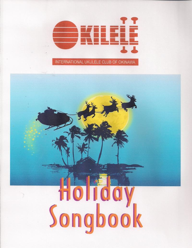 Okilele Holiday Songbook