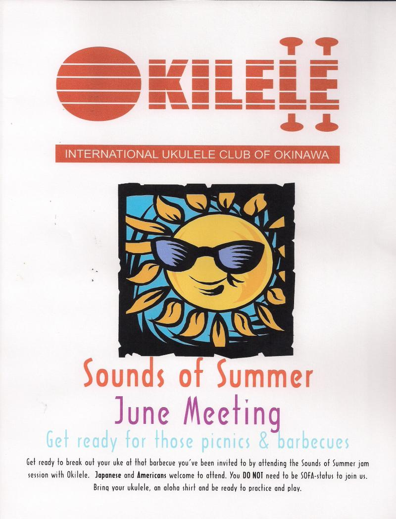 Okilele June meeting