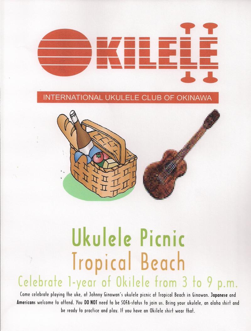 Okilele September Meeting Poster