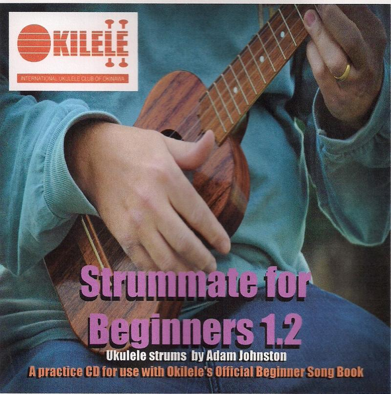 Strummate 1.2 audio CD