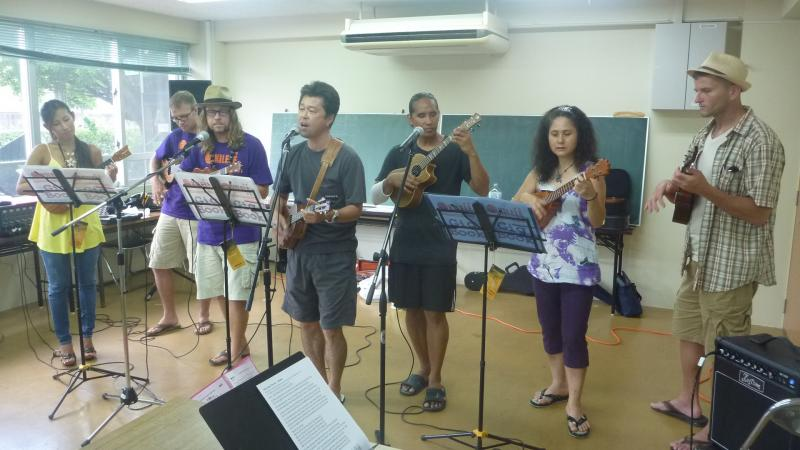 Okilele -- Practice and Rehearsal